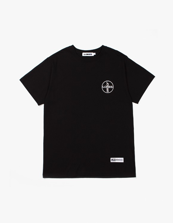 Lores Medicine S/S T-Shirt - Black | HEIGHTS. | International Store
