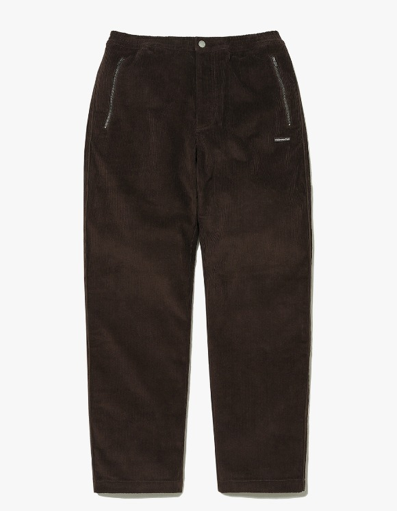 thisisneverthat Corduroy Easy Pant - Brown | HEIGHTS. | International Store