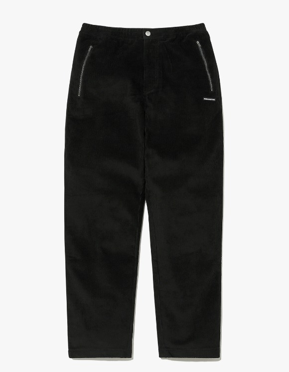 thisisneverthat Corduroy Easy Pant - Black | HEIGHTS. | International Store