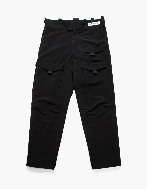 Lores Utility Cargo Pants - Black | HEIGHTS. | International Store
