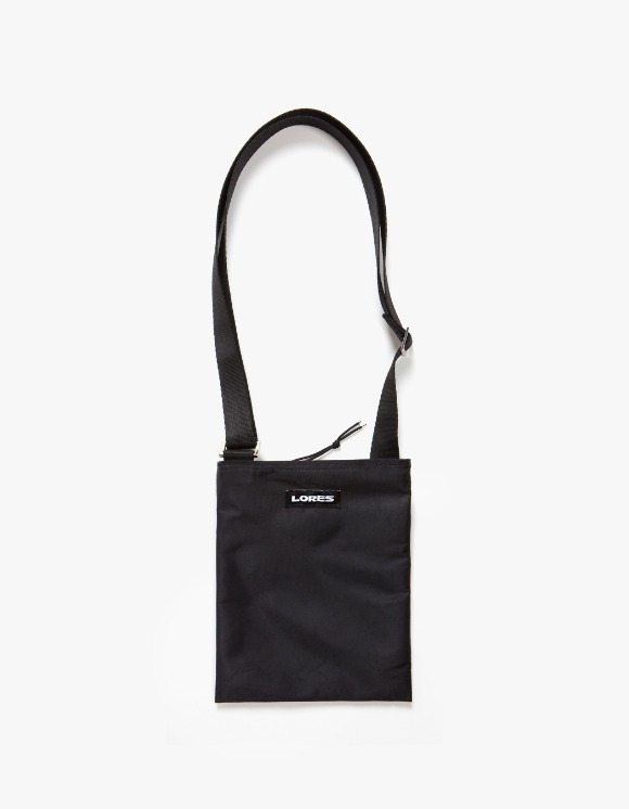 Lores Shoulder Bag - Black | HEIGHTS. | International Store