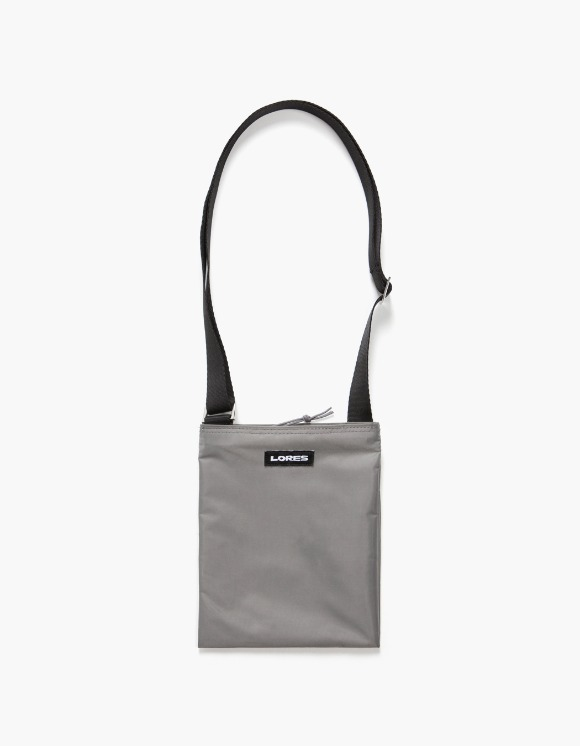 Lores Shoulder Bag - Charcoal | HEIGHTS. | International Store