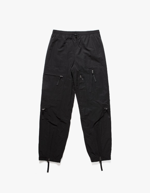 Lores Parachute Utility Pants - Black | HEIGHTS. | International Store